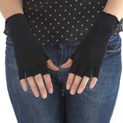 Rękawiczki opatrunkowe bez końcówek palców WEB dla dorosłych, SKINNIES