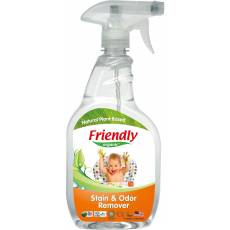 Friendly Organic, Odplamiacz i eliminator zapachów, 650 ml