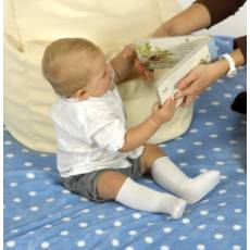 Skarpetki lecznicze na AZS dziecięce VISCOSE, Skinnies