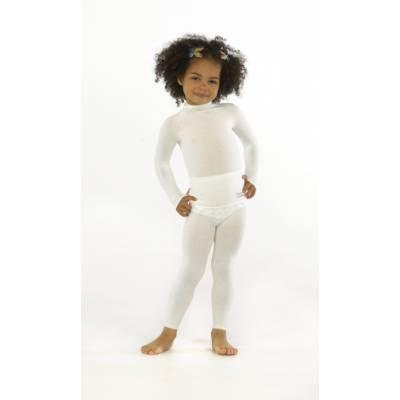 Leginsy lecznicze na AZS dziecięce VISCOSE, Skinnies