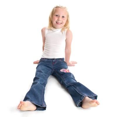 Bezrękawnik leczniczy na AZS dziecięce VISCOSE, Skinnies