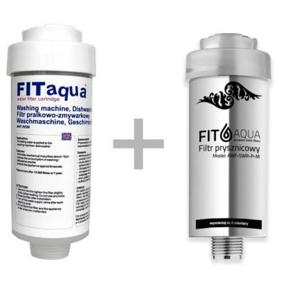 Zestaw Filtrów do wody FITaqua Amii