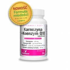 Karnozyna + koenzym Q10 +...