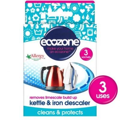 Odkamieniacz do czajników i żelazek Ecozone