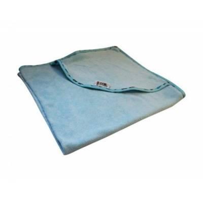 Close, Ręcznik bambusowy, 80x80cm, Niebieskie Żółwie