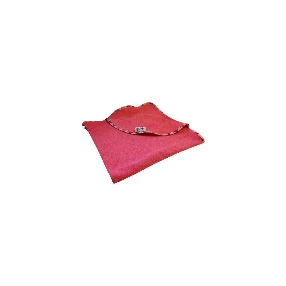 Close, Ręcznik bambusowy, 80x80cm, Różowe Sowy