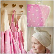 Cuddledry Baby Ręcznik Biedronka