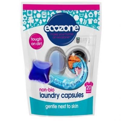 Ecozone, Kapsułki do prania, 20 szt.