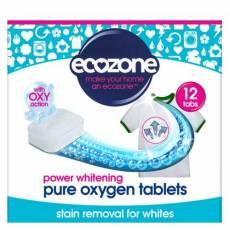 Odplamiacz do białego Pure oxygen, 12 tabletek Ecozone