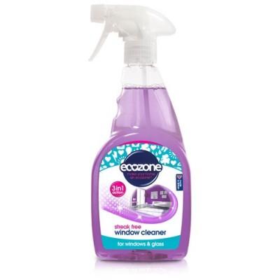 Ecozone, Płyn do mycia szyb i luster, 500ml