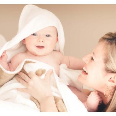 Ręcznik Krowie Łatki Cuddledry Baby