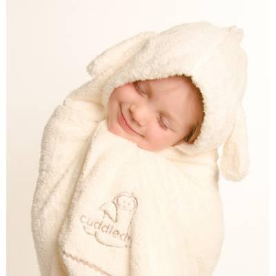 Cuddledry Dziecięcy Ręcznik, Króliczek