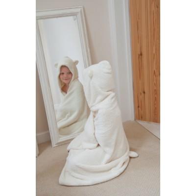 Cuddledry Dziecięcy Ręcznik, Miś