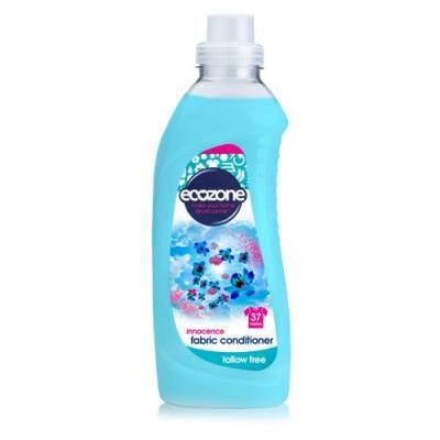 Ecozone, Płyn Zmiękczający do Tkanin Ecozone 1L, 37 prań, INNOCENCE