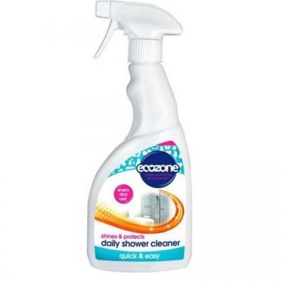 Ecozone, Spray do codziennego mycia szyby prysznicowej, 500ml