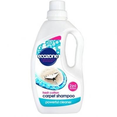 Ecozone, Szampon do czyszczenia dywanów, 1000ml