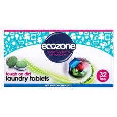 Tabletki do prania, 32 szt. Ecozone