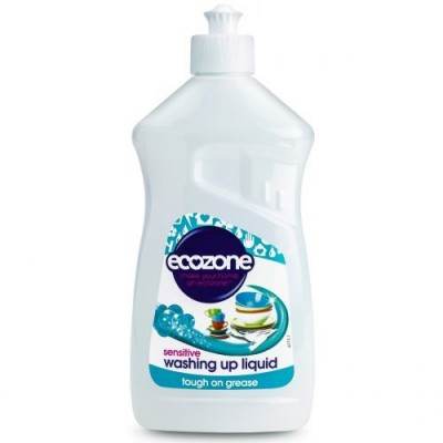 Płyn do Mycia Naczyń Sensitive 500 ml Ecozone