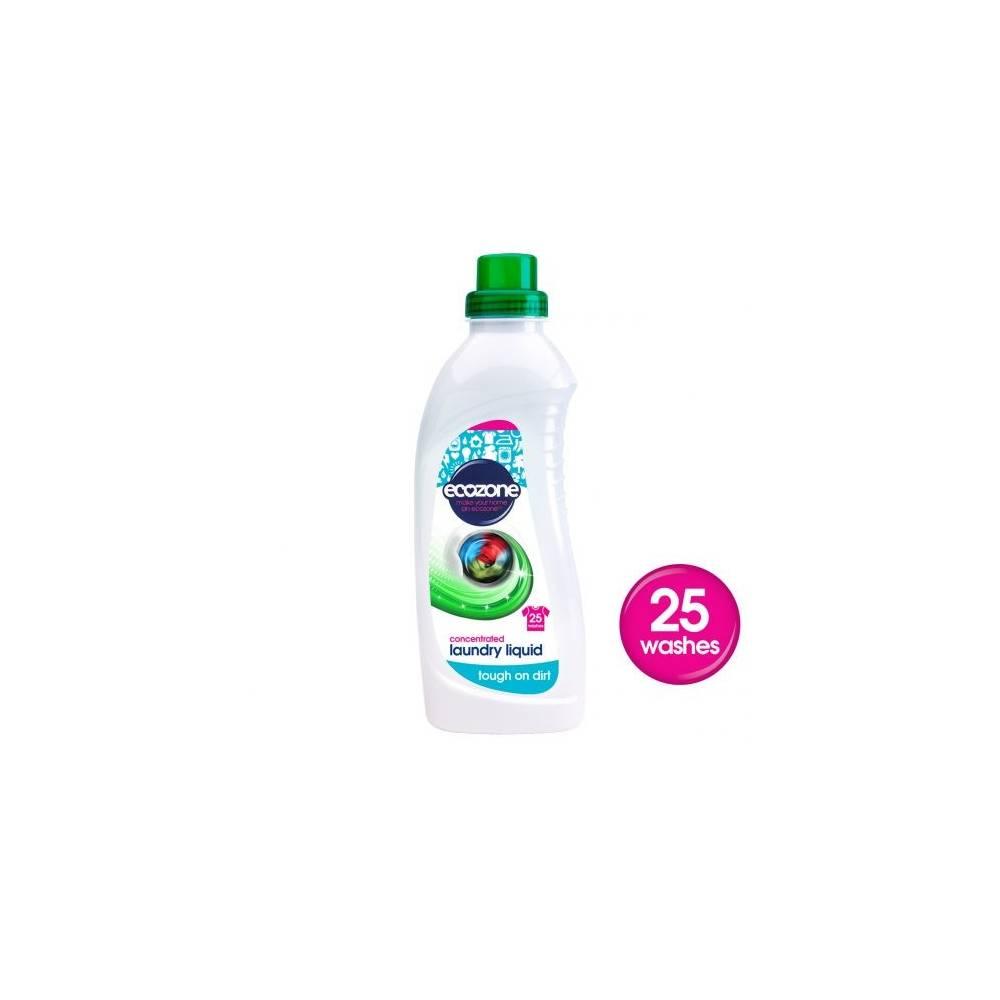 Płyn do Prania Super skoncentrowany Ecozone 1 L, 25 prań