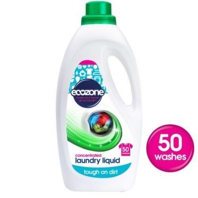 Płyn do Prania Super skoncentrowany 2 L, 50 prań Ecozone