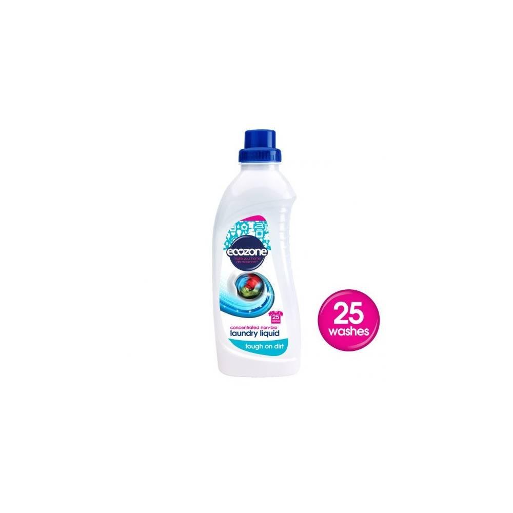 Płyn do Prania Super Skoncentrowany NON-BIO Ecozone 1 L, 25 prań