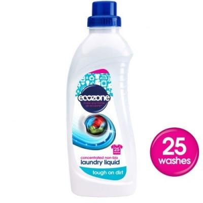 Płyn do Prania Super Skoncentrowany NON-BIO 1 L, 25 prań Ecozone