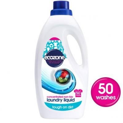 Płyn do Prania Super Skoncentrowany NON-BIO Ecozone 2 L, 50 prań
