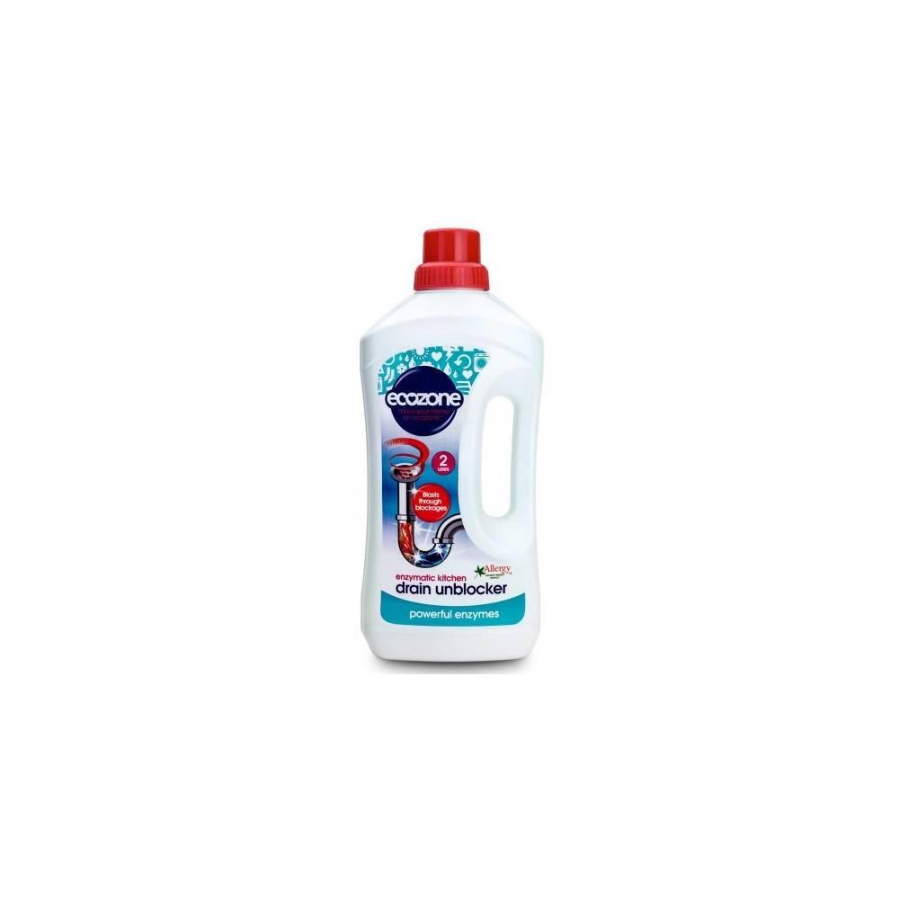 Płyn do udrażniania rur Ecozone, 1 litr