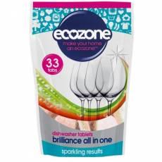 Tabletki do Zmywarki 5w1 33 szt. Ecozone