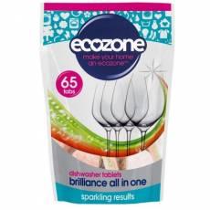 Tabletki do Zmywarki 5w1 Ecozone, 65 szt.