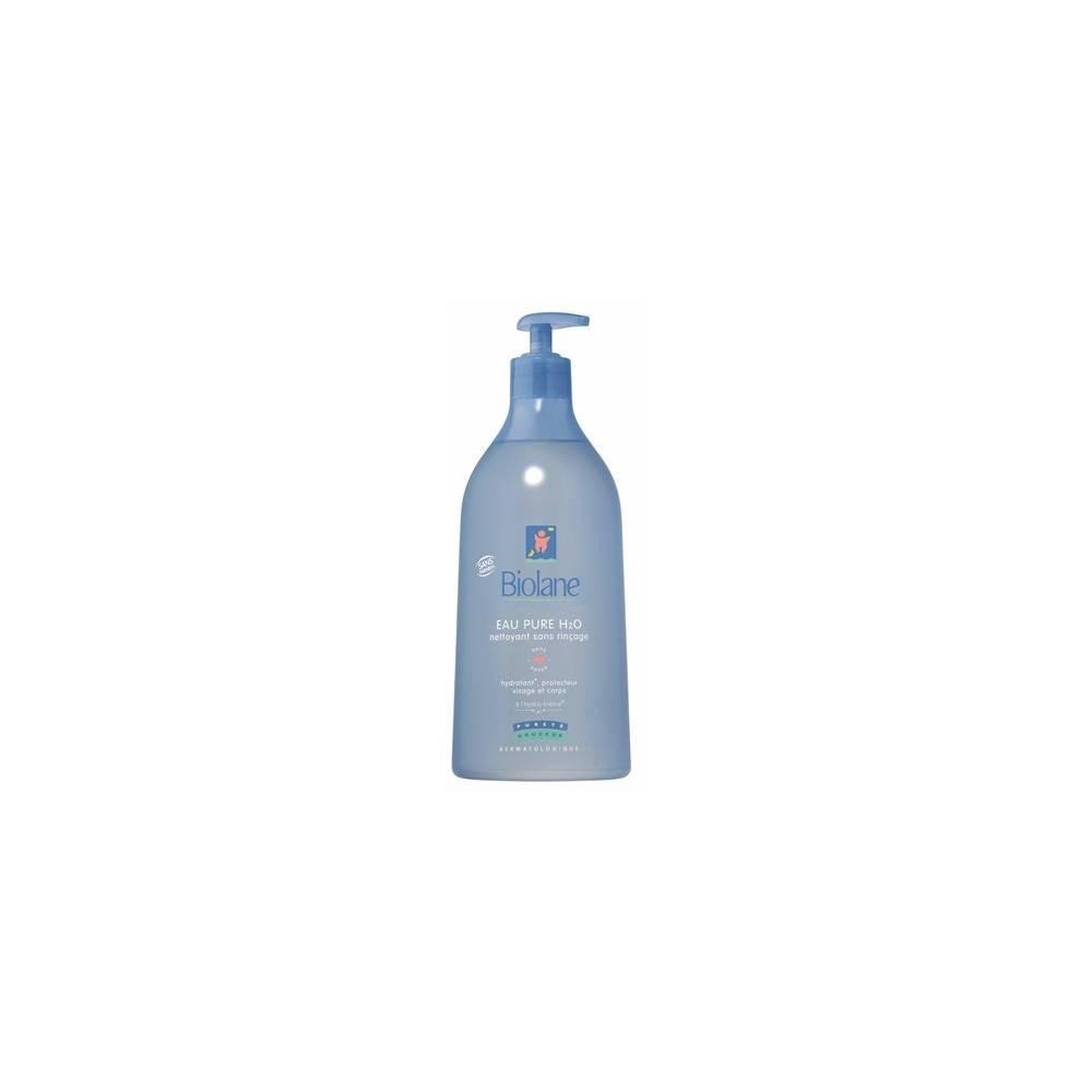 BIOLANE BABY, Woda micelarna do mycia skóry suchej, 750 ml