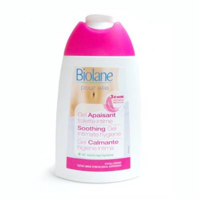 BIOLANE, Kojący żel do higieny intymnej, 200ml