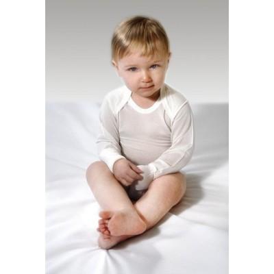 Body dla dzieci z wszytymi rękawiczkami