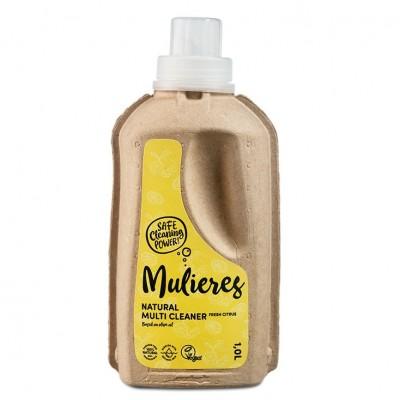 MULIERES, Naturalny multifunkcyjny koncentrat do czyszczenia Cytrusowa Świeżość 1L