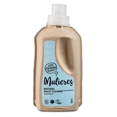 MULIERES, Naturalny multifunkcyjny koncentrat do czyszczenia Bezzapachowy 1L