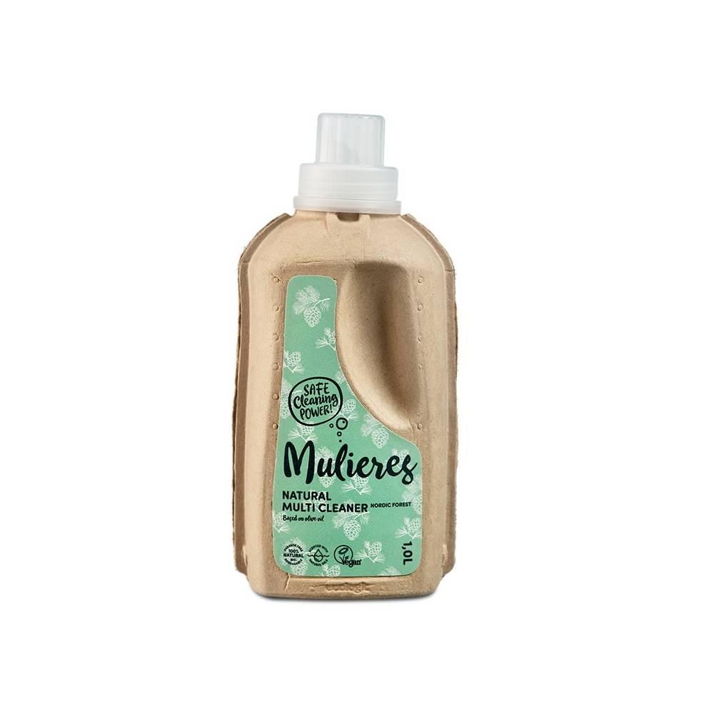 MULIERES, Naturalny multifunkcyjny koncentrat do czyszczenia Las Iglasty 1L