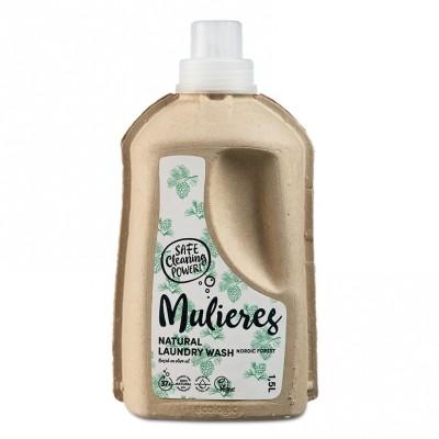 MULIERES, Naturalny koncentrat do prania Las Iglasty, 1,5L