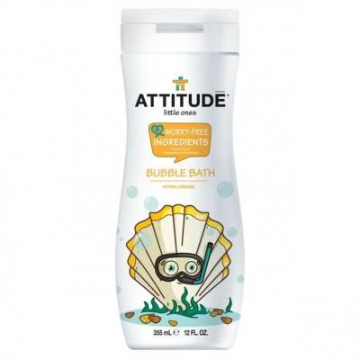 Attitude, Bąbelkowy płyn do kąpieli Musująca Zabawa (Sparkling Fun) 355 ml
