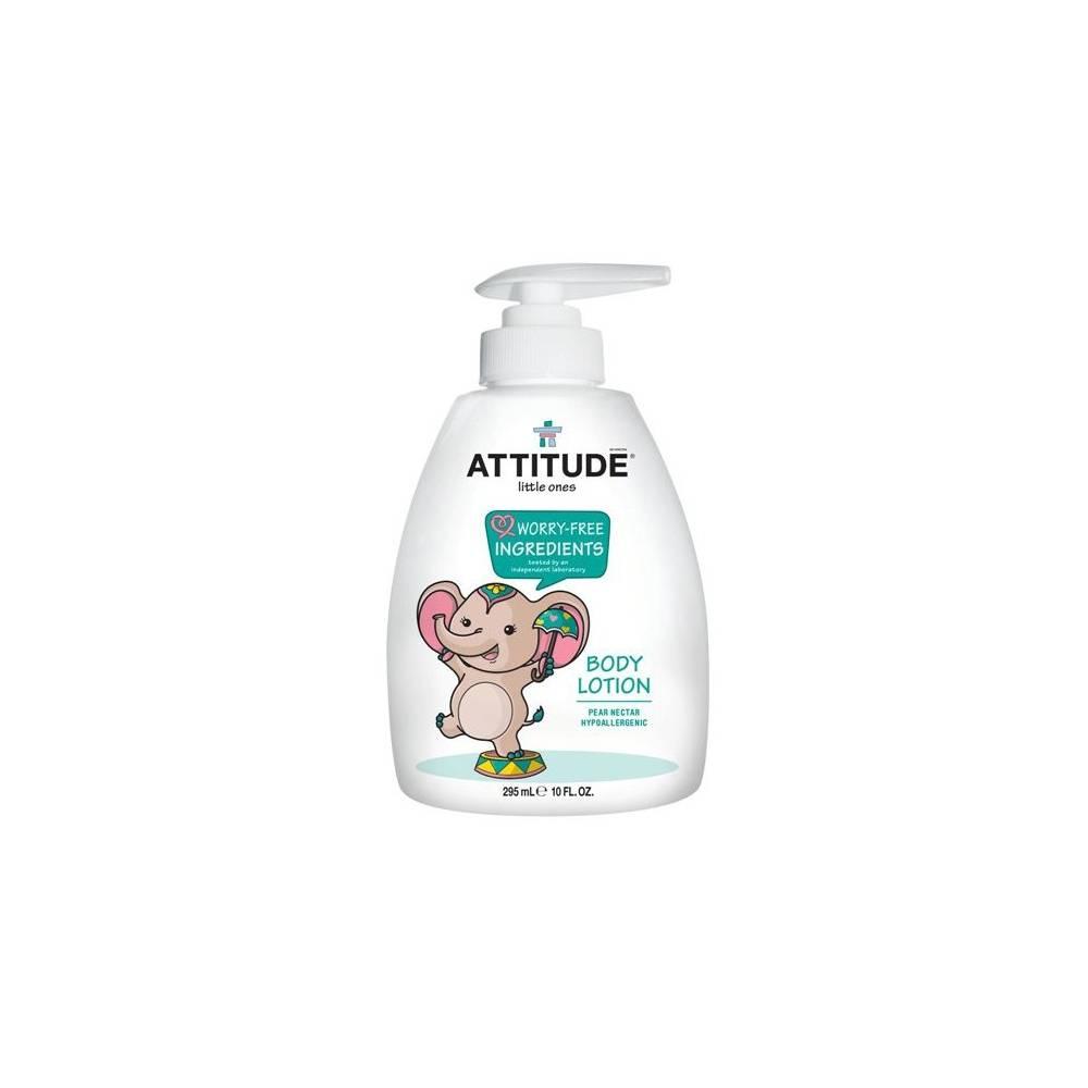 Attitude, Balsam do ciała dla dzieci Gruszkowy Nektar (Pear Nectar) 300 ml