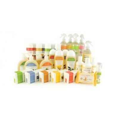 Szampon do Włosów Normalnych i Przetłuszczających się z Olejkiem Herbacianym, Cytryną i Miętą Bentley Organic