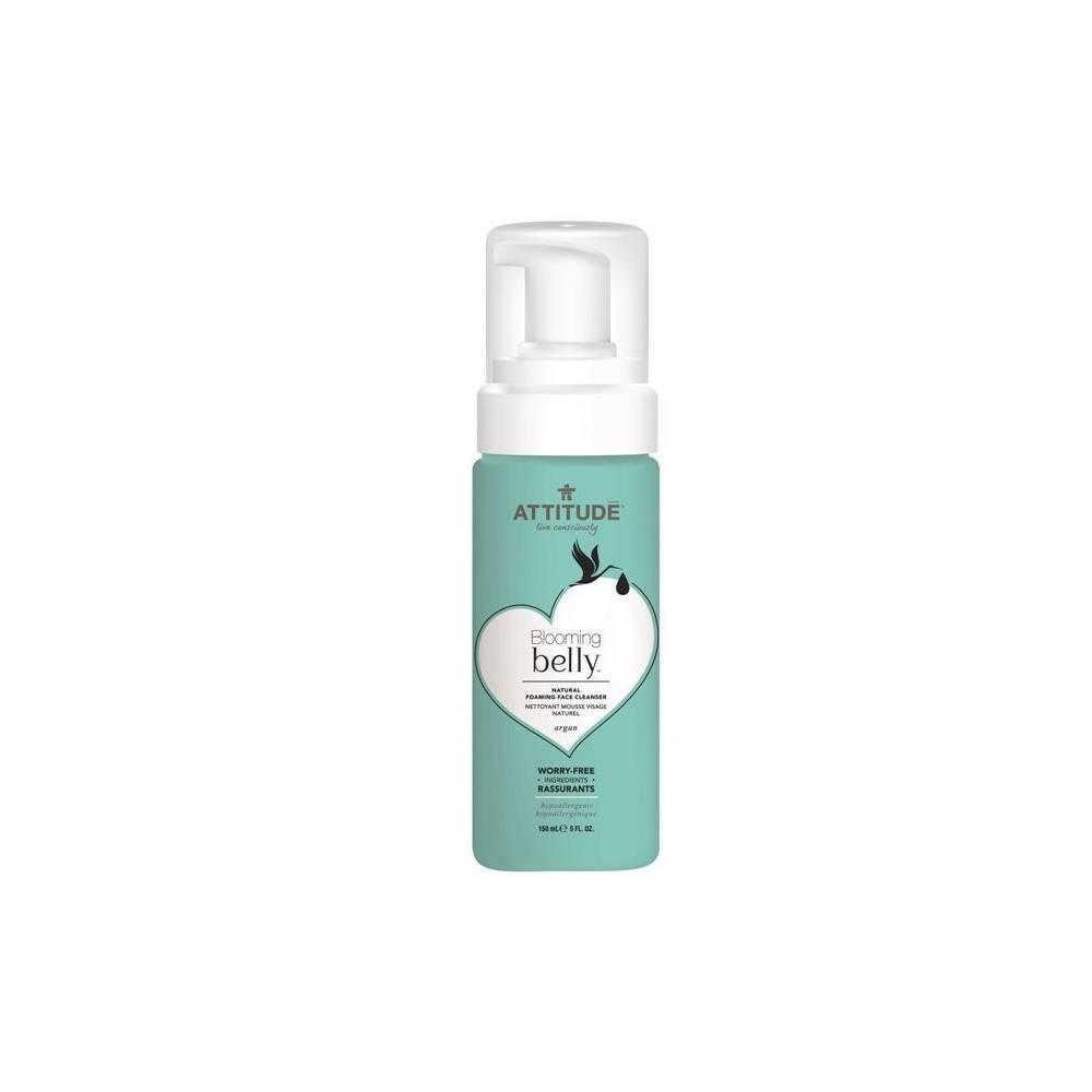 Attitude, Pianka do mycia twarzy dla kobiet w ciąży z olejkiem arganowym 150 ml