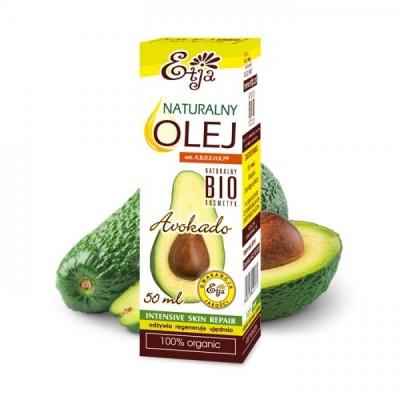 Olej Avocado BIO, 50ml- Etja
