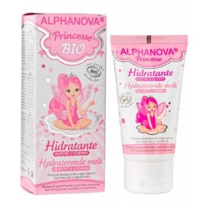 Princesse Balsam Nawilżający dla Dziewczynek 50 ml Alphanova