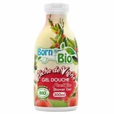 Born to Bio, Żel pod prysznic Winna Brzoskwinia, 300ml