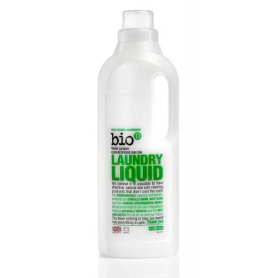 Bio-D, Ekologiczny płyn do prania, Jałowcowy, 1L