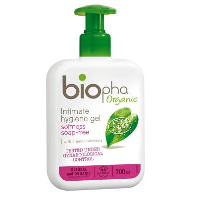 BIOpha, Żel do higieny intymnej, 200 ml