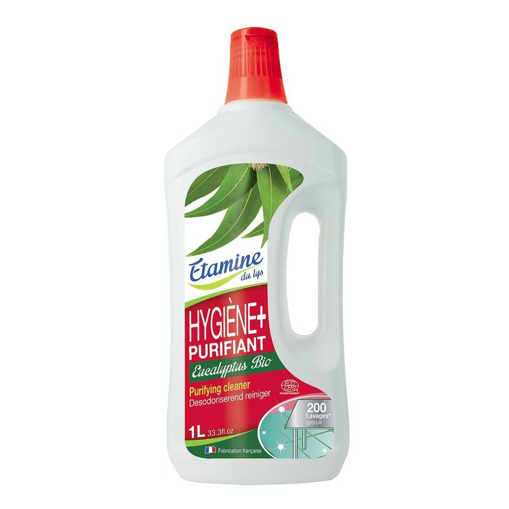 Etamine du Lys, HYGIENE+ koncentrat do mycia i dezynfekcji wszystkich powierzchni. 1 L
