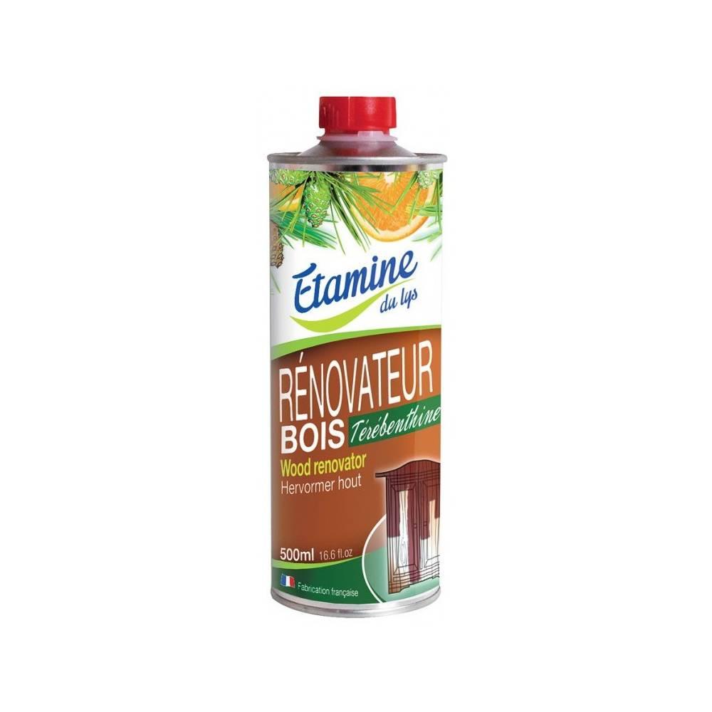 Etamine du Lys, Koncentrat do czyszczenia i pielęgnacji drewna surowego i lakierowanego z olejem sosnowym i esencją pomarańczową