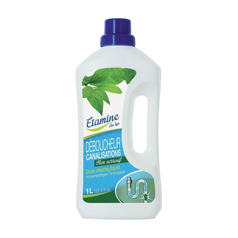 Etamine du Lys, Organiczny płyn do udrożniania i oczyszczania rur kanalizacyjnych, 1L
