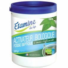 Etamine du Lys, Organiczny preparat do oczyszczania pojemników na wodę, kanalizacji, studzienek ściekowych i ekologicznych szamb